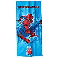 Spider-Man Beach Towel