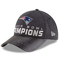 Adult New Era New England Patriots Super Bowl LI Champs 9FORTY Adjustable Cap