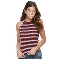 Juniors' Mudd® Halter Top