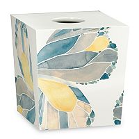 Popular Bath Products Shell Rummel Butterfly Tissue Box