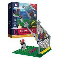 OYO Sports Cleveland Indians 59-Piece Batting Cage Set