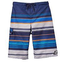 Boys 8-20 Laguna Striped Board Shorts