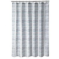 Popular Bath Products Shell Rummel Soft Repose Shower Curtain