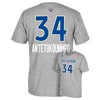 Boys 8-20 adidas Milwaukee Bucks Giannis Anktekounmpo All-Star Tee