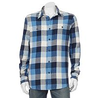 Men's SONOMA Goods for Life™ Modern-Fit Flannel Shirt