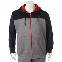 Big & Tall Russell Colorblock Hoodie