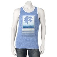 Men's Palm Trees Tank Top