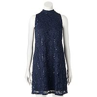 Women's Tiana B Embellished Lace Dress