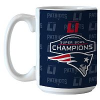 Boelter New EnglandPatriots Super Bowl LI Champs Coffee Mug