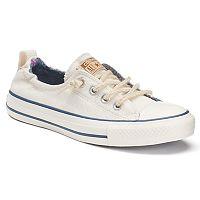 Women's Converse Chuck Taylor All Star Shoreline Slip Rope Sneakers