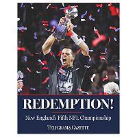New EnglandPatriots Super Bowl LI Champions Book