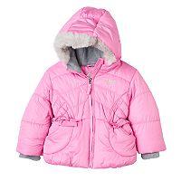 Baby Girl ZeroXposur Rosetta Heavyweight Puffer Jacket
