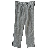 Toddler Boy Jumping Beans® Double Stripe Side Sweatpants