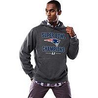 Big & Tall New EnglandPatriots Super Bowl LI Champions Hoodie