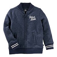 Toddler Boy OshKosh B'gosh® Logo Bomber Jacket