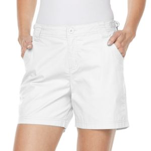 Women's Caribbean Joe Waist Tab Shorts