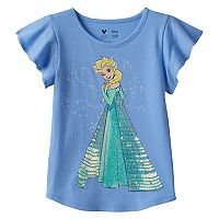 Disney's Frozen Elsa Toddler Girl Tee by Jumping Beans®