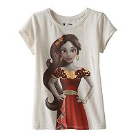 Disney's Elena of Avalor Girls 4-7 Sequin Tee by Jumping Beans®