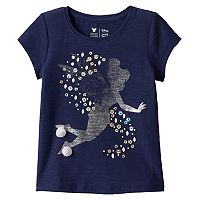 Disney's Tinkerbell Toddler Girl Tee by Jumping Beans®