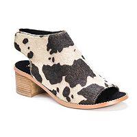 MUK LUKS Kristen Women's Block Heel Sandals
