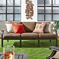 HomeVance Borego Patio Sofa  by