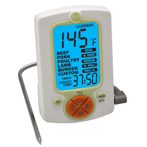 Food Network™ Digital Thermometer and Timer
