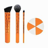 Real Techniques Fresh Face Favorites Makeup Brush Set - Limited Edition