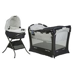 Graco Pack 'n Play Day2Night Sleep System Bassinet by