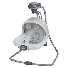 Graco Oasis with Soothe Surround Technology Baby Swing