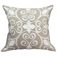 Florence Feather Filled Throw Pillow