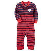 Baby Boy Carter's Printed One-Piece Pajamas