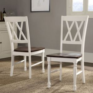Crosley Furniture Shelby Dining Chair 2-piece Set