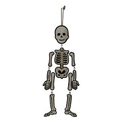 Celebrate Halloween Together Skeleton Wall Decor  by