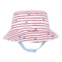 Baby Boy Jumping Beans® Reversible Nautical Bucket Hat