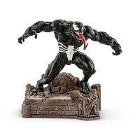 Marvel Spider-Man Venom Figure by Schleich