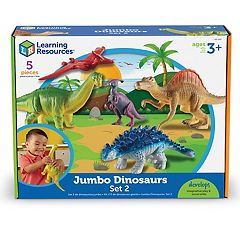 Learning Resources Jumbo Dinosaurs  by