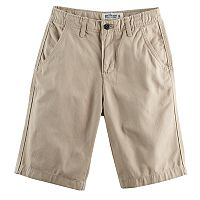 Boys 8-20 Urban Pipeline® Twill Chino Shorts