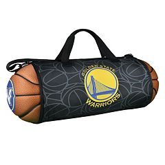 Golden State Warriors Basketball to Duffel Bag by