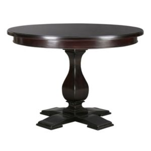 Madison Park Signature Round Pedestal Dining Table
