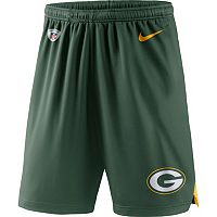 Men's Nike Green Bay Packers Knit Dri-FIT Shorts