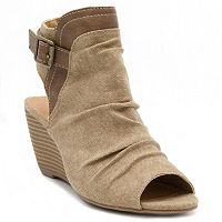 sugar Krazy Women's Wedge Sandal