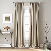 Curtainworks Textured Hollister Room Darkening Curtain