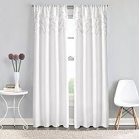 Curtainworks Zig Zag Ruffle Pole Top Curtain