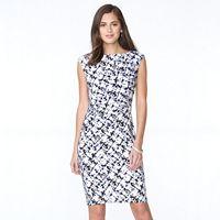 Women's Chaps Plaid Sheath Dress