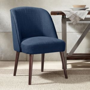 Madison Park Larkin Round Back Dining Chair
