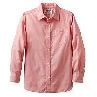 Boys 8-20 Urban Pipeline® Chambray Button-Down Shirt