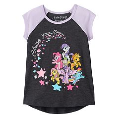 Toddler Girl Jumping Beans My Little Pony Glittery Graphic Tee