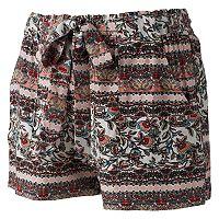 Juniors' Joe B Challis Shortie Shorts