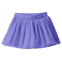 Toddler Girl Jumping Beans® Mesh Tutu Skort