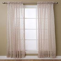 Miller Curtains Glenbrook Sheer Curtain
